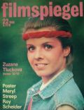 Filmspiegel Magazine [Germany] (8 June 1986)