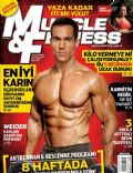 Muscle and Fitness Magazine [Turkey] (April 2012)