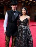 Reeve Carney and Eva Noblezada