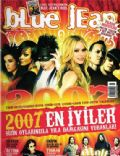 Avril Lavigne, Hayko Cepkin, Justin Timberlake, Rihanna on the cover of Blue Jean (Turkey) - January 2008