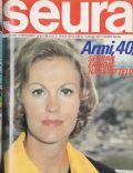 Seura Magazine [Finland] (12 July 1974)