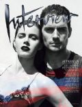 Amy Adams, Henry Cavill on the cover of Interview (United States) - July 2013