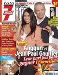 Télé 7 Jours Magazine [France] (19 May 2012)
