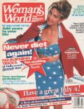 Heather Locklear on the cover of Womans World (United States) - July 1995