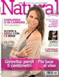 Paola Perego on the cover of Natural Style (Italy) - September 2009