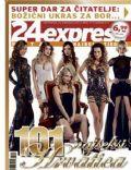 24 Sata Express Magazine [Croatia] (22 November 2011)