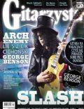 Gitarzysta Magazine [Poland] (July 2010)