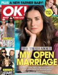 Demi Moore on the cover of Ok (Australia) - November 2011
