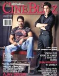 Ajay Devgn, Shah Rukh Khan on the cover of Cineblitz (India) - November 2012