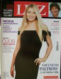 Gwyneth Paltrow, Nicolas Vazquez on the cover of Luz (Argentina) - May 2008