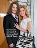 Lara Fabian and Gabriel Di Giorgio