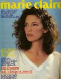 Marie Claire Magazine [France] (August 1986)