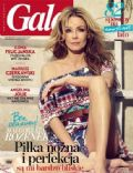 Malgorzata Rozenek on the cover of Gala (Poland) - June 2014