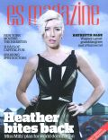 Heather Mills on the cover of Es Magazine (United Kingdom) - July 2009