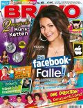 Bravo Magazine [Germany] (12 October 2011)