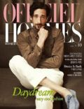 Adrien Brody on the cover of L Officiel Hommes (Korea North) - May 2012