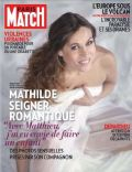 Paris Match Magazine [France] (22 April 2010)