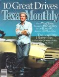 Dennis Quaid on the cover of Texas Monthly (United States) - May 2002