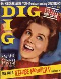 Ann-Margret on the cover of Dig (United States) - August 1963
