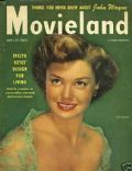 Esther Williams on the cover of Movieland (United States) - May 1950