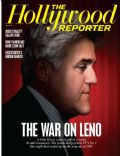Jay Leno on the cover of The Hollywood Reporter (United States) - April 2013