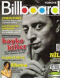 Hayko Cepkin, Rihanna on the cover of Billboard (Turkey) - July 2007