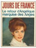 Jours de France Magazine [France] (15 February 1964)