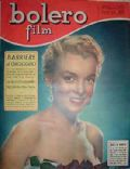 Marilyn Monroe on the cover of Bolero Film (Italy) - July 1952