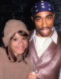 Lisa Lopes and Tupac Shakur