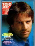 Télé Star Magazine [France] (10 March 1986)