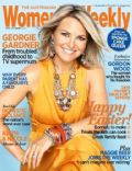 Georgie Gardiner on the cover of Womens Weekly (Australia) - April 2012