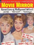 Debbie Reynolds, Janet Leigh, Lana Turner on the cover of Movie Mirror (United States) - June 1961