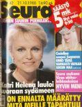 Seura Magazine [Finland] (21 October 1988)