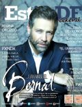 Juan Manuel Bernal on the cover of Estilo Df (Mexico) - April 2014