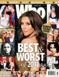 Who Magazine [Australia] (2 January 2012)