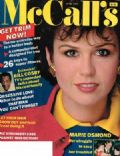 Marie Osmond on the cover of McCalls (United States) - April 1985
