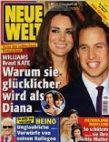 Neue Welt Magazine [Germany] (23 November 2010)