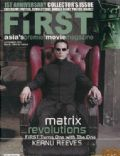 First Magazine [Singapore] (November 2003)