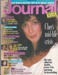 Cher on the cover of Ladies Home Journal (United States) - July 1989
