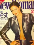 Sophie Anderton on the cover of New Woman (United Kingdom) - February 1998