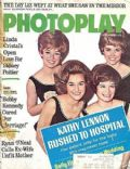 Dianne Lennon on the cover of Photoplay (United States) - December 1968