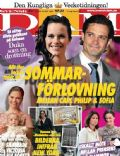Svensk Damtidning Magazine [Sweden] (31 May 2012)