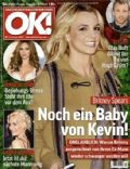 Britney Spears on the cover of Ok (Germany) - January 2009