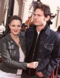 David Hutchinson and Drew Barrymore