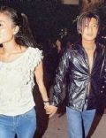 Nicholas Tse and Faye Wong