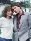 John Ritter and Penny Marshall