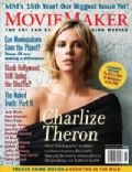 Charlize Theron on the cover of Moviemaker (United States) - December 2008