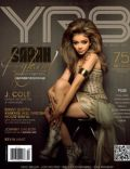 Sarah Hyland on the cover of Yrb (United States) - December 2011