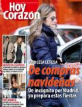 Hoy Corazon Magazine [Spain] (11 December 2010)