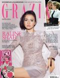 Raline Shah on the cover of Grazia (Indonesia) - January 2013